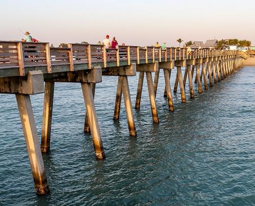 Venice FL Pier