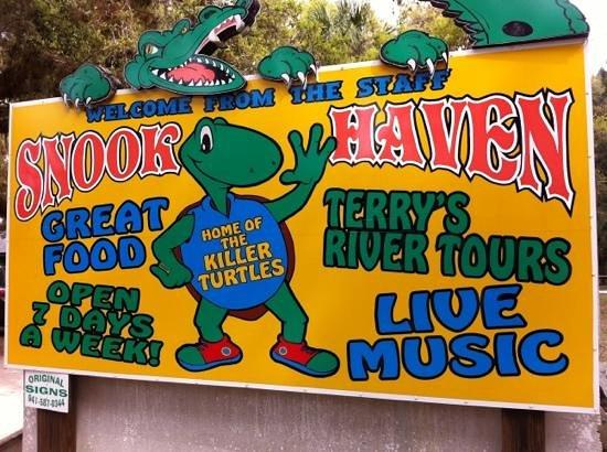 Snook Haven Park Florida